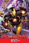 Iron Man 2012 Cover #1