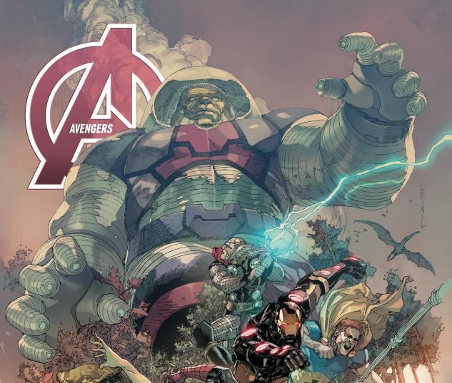 AVENGERS 13 (WITH DIGITAL CODE)