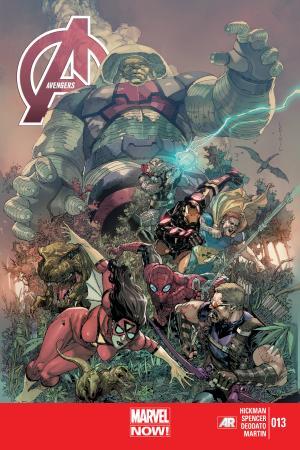 Avengers (2012) #13