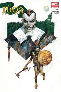 Marvel 1602: New World #4