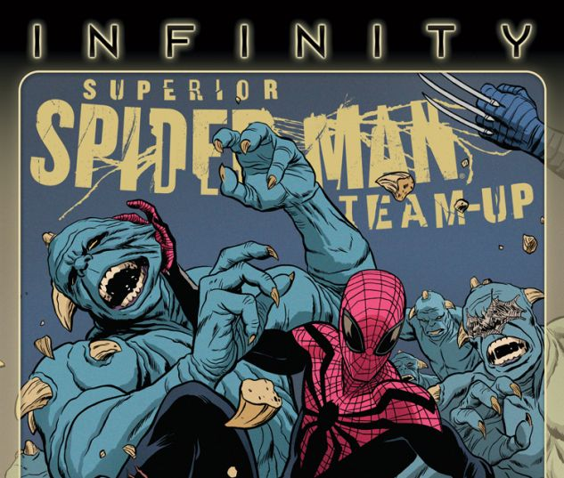 SUPERIOR SPIDER-MAN TEAM-UP 3 (INF, WITH DIGITAL CODE)