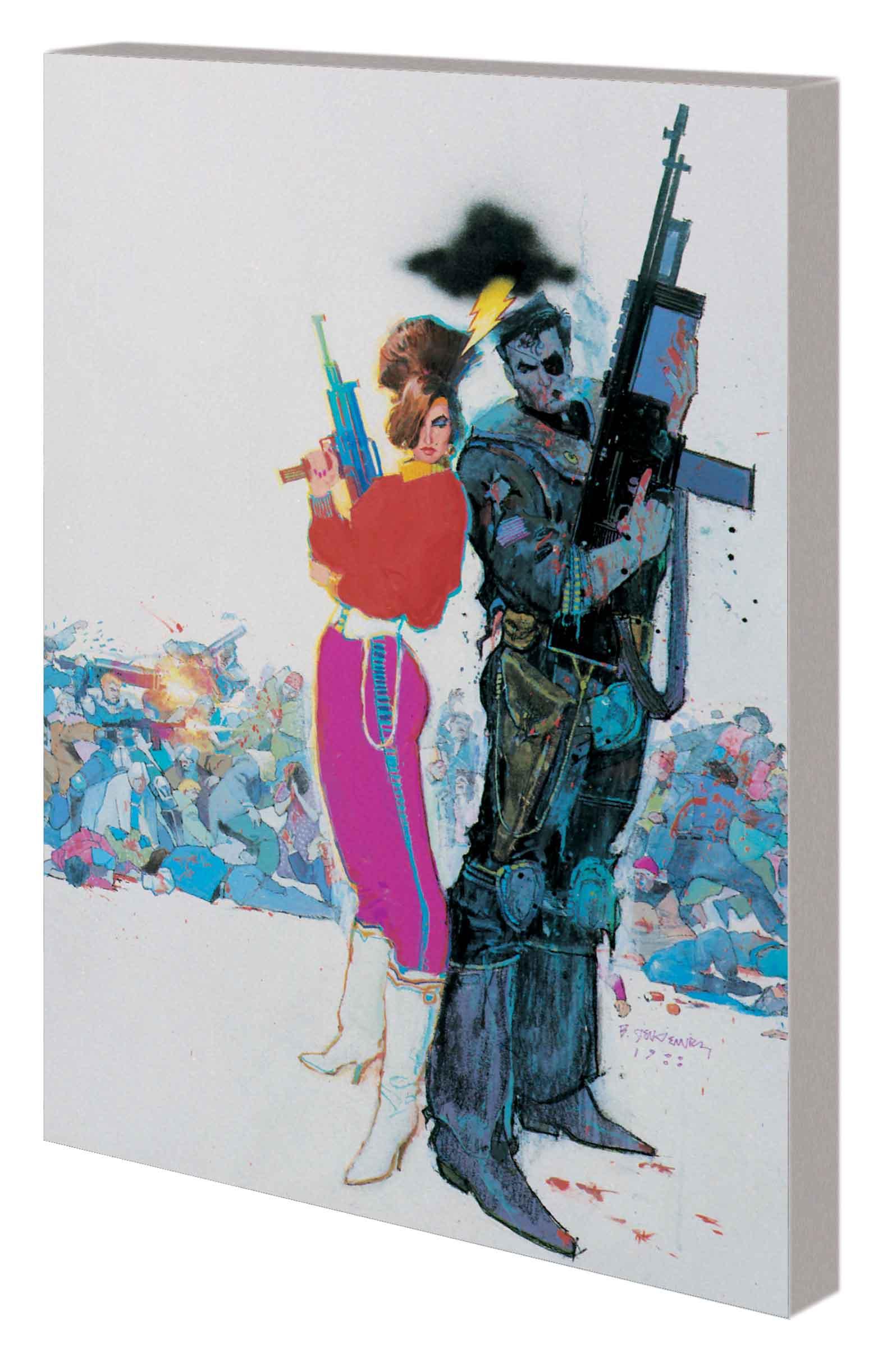 S.H.I.E.L.D.: NICK FURY VS. S.H.I.E.L.D. TPB (NEW PRINTING) (Trade Paperback)