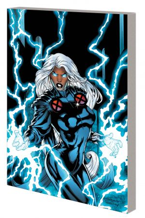 X-Men: Storm by Warren Ellis & Terry Dodson (Trade Paperback)