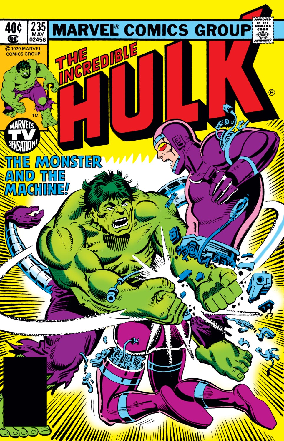 Incredible Hulk (1962) #235