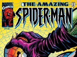 Amazing Spider-Man (1999) #18 Cover