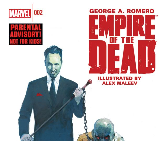 GEORGE ROMERO'S EMPIRE OF THE DEAD: ACT ONE 2