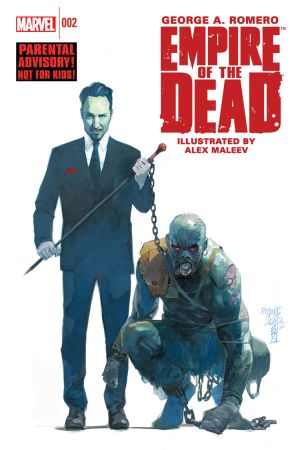 George Romero's Empire of the Dead: Act One #2