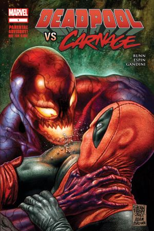 Deadpool Vs. Carnage (2014) #1