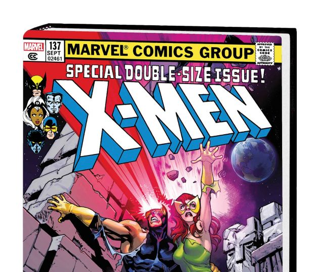 THE UNCANNY X-MEN OMNIBUS VOL. 2 HC IMMONEN COVER