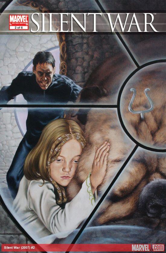 Silent War (2007) #2