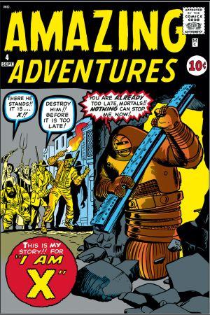 Amazing Adventures #4