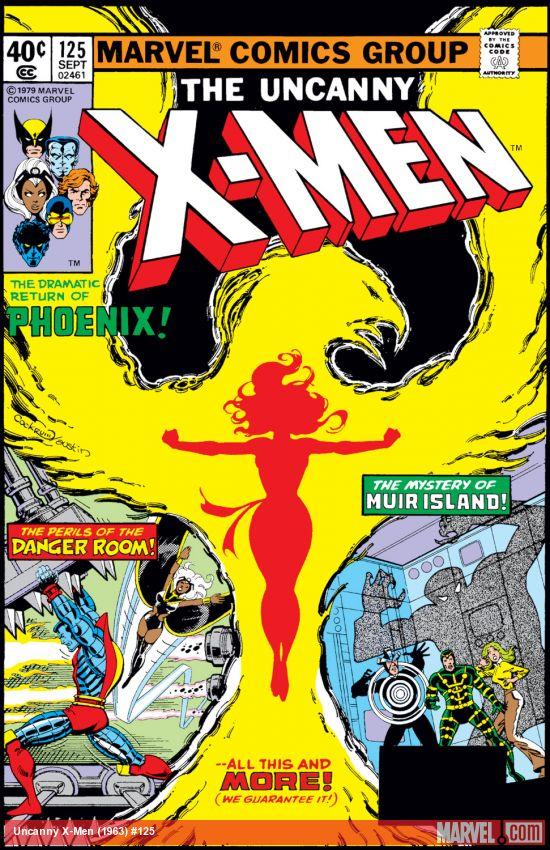 Uncanny X-Men (1963) #125