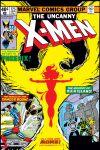 Uncanny X-Men (1963) #125 Cover