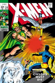 Uncanny X-Men #54