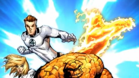 Marvel AR: Fantastic Four #1 Cover Recap