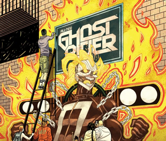 ALL-NEW GHOST RIDER 6 (ANMN, WITH DIGITAL CODE)