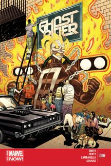 All-New Ghost Rider (2014) #6