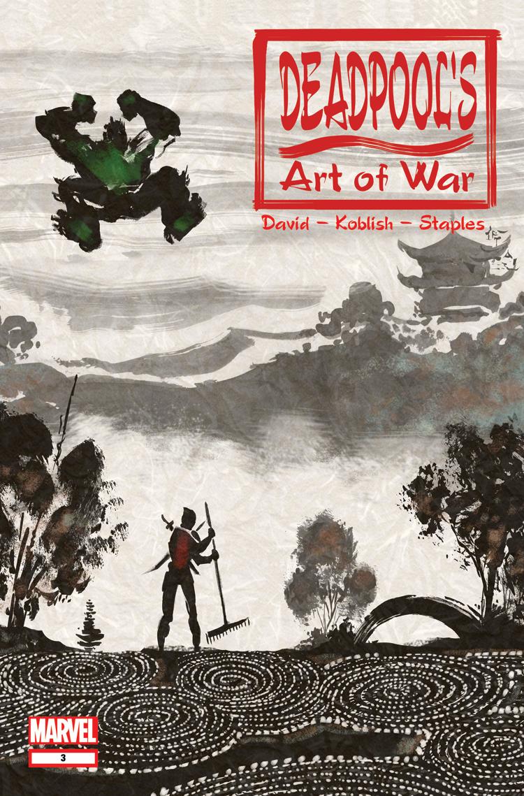 Deadpool's Art of War (2014) #3