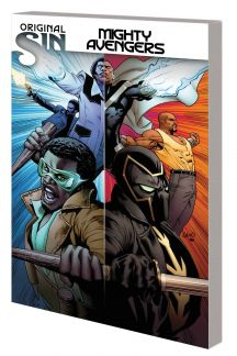 Mighty Avengers Vol. 3: Original Sin - Not Your Father's Avengers (Trade Paperback)