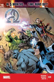 New Avengers (2013) #28