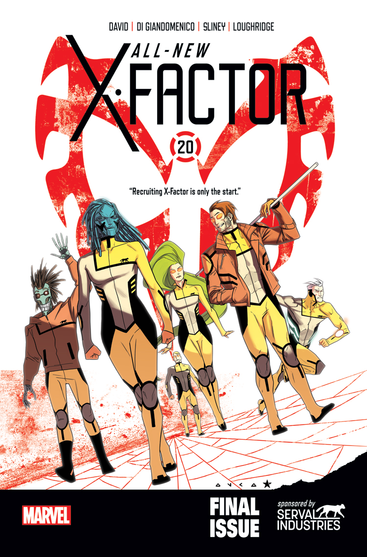 All-New X-Factor (2014) #20