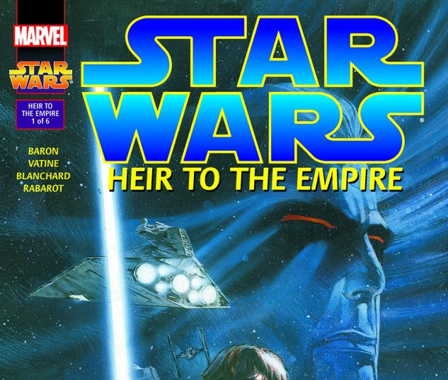 Star Wars: Heir To The Empire (1995) #1