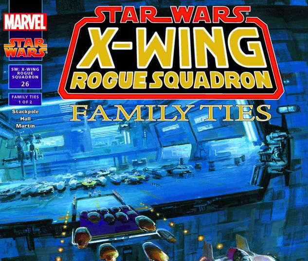 Star Wars: X-Wing Rogue Squadron (1995) #26