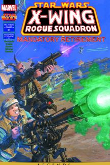 Star Wars: X-Wing Rogue Squadron #33