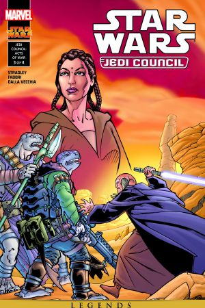 Star Wars: Jedi Council - Acts Of War #3
