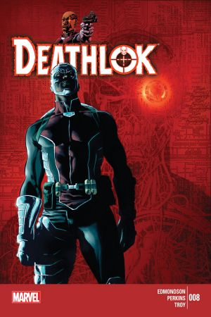 Deathlok (2014) #8