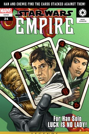 Star Wars: Empire #24