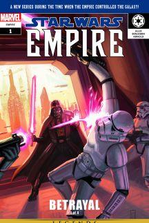 Star Wars: Empire #1