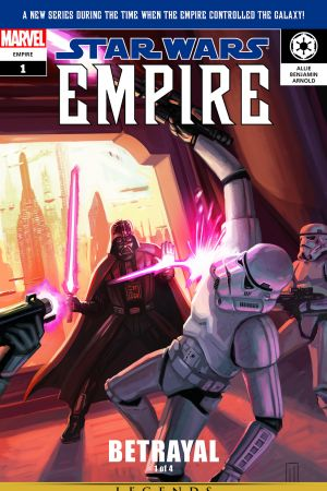 Star Wars: Empire #1