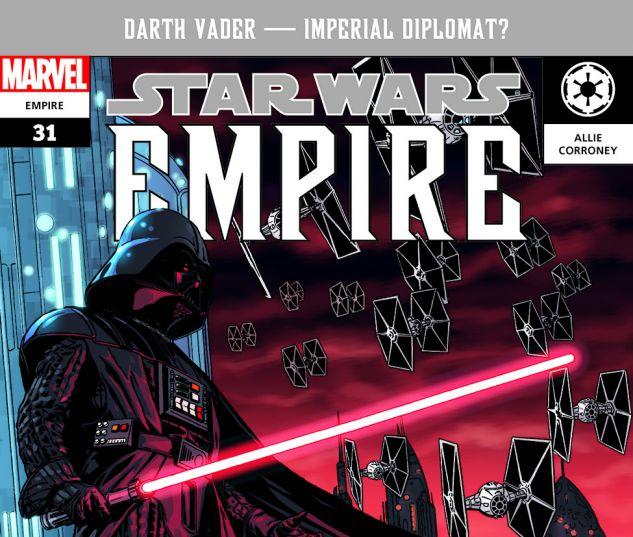Star Wars: Empire (2002) #31