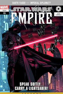 Star Wars: Empire #31