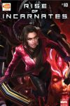 Rise of the Incarnates #10 Cover