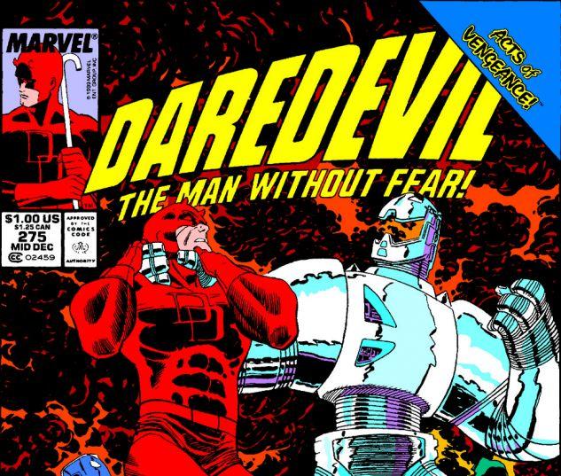 Daredevil (1963) #275