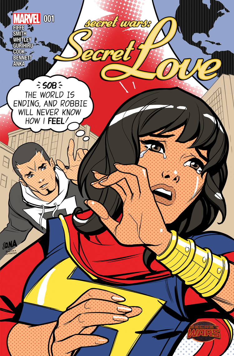Secret Wars: Secret Love (2015) #1