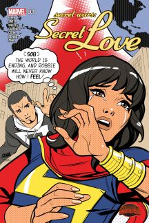 Secret Wars: Secret Love (2015) #1