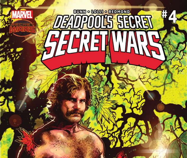 cover from Deadpool's Secret Secret Wars (2015) #4