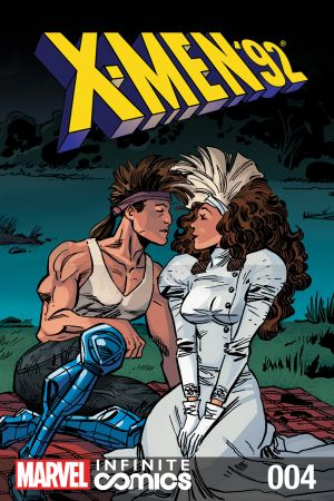 X-Men '92 Infinite Comic #4