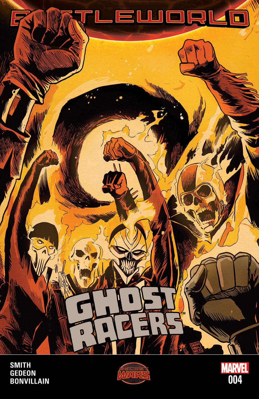 Ghost Racers (2015) #4