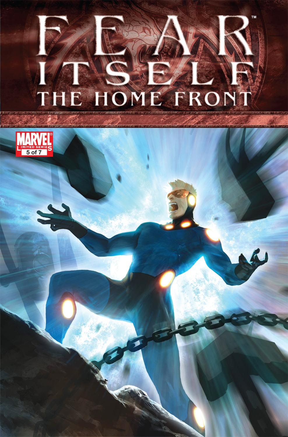 Fear Itself: The Home Front (2010) #5