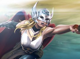 Marvel Contest of Champions Thor Spotlight