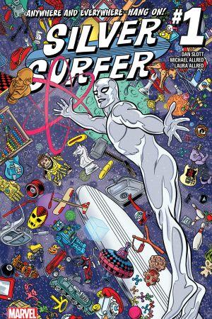 Silver Surfer (2016) #1