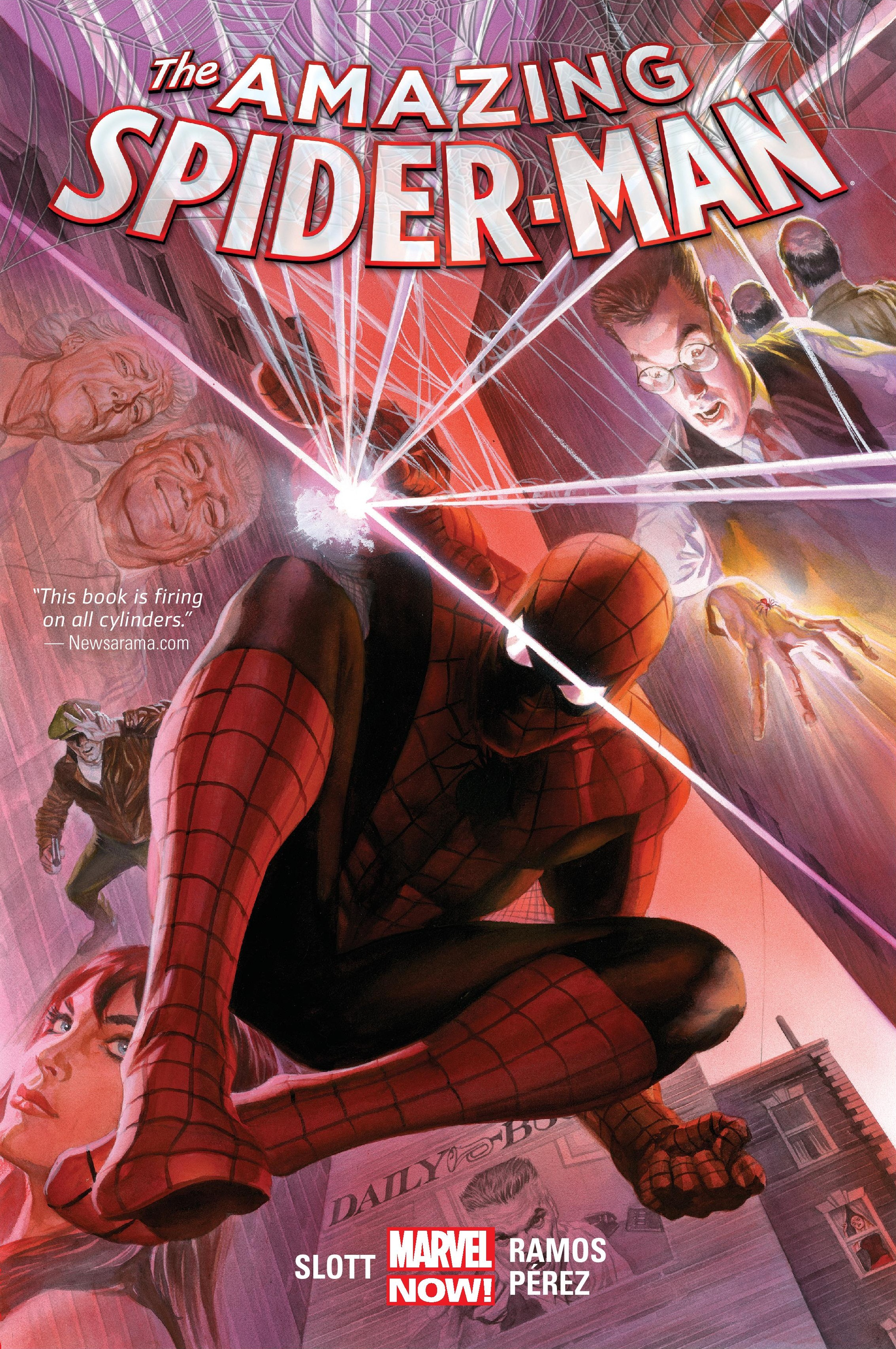Amazing Spider-Man Vol. 1 (Hardcover)