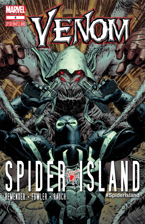Venom (2011) #8
