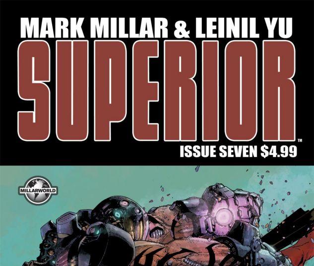 SUPERIOR (2010) #7