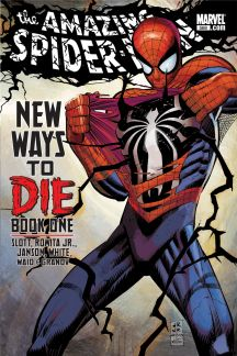 Amazing Spider-Man (1999) #568