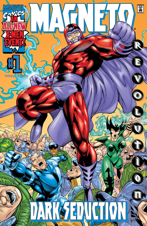Magneto: Dark Seduction (2000) #1
